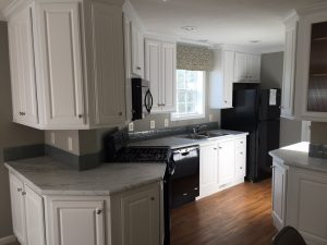 Americad Properties | Sandy Bottom Estates 13 | 92 Poulin Ct Kitchen